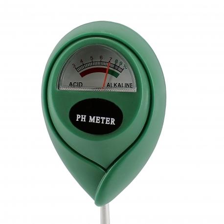 Testeur pH à planter pour pot et jardin