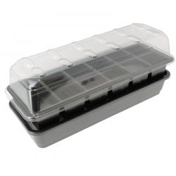 Kit pour graines et semis - 12 cellules