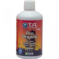 Engrais bio Pro Organic Bloom 500ml - General Organics