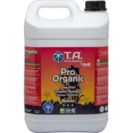Pro Organic bloom - engais bio pour la floraison