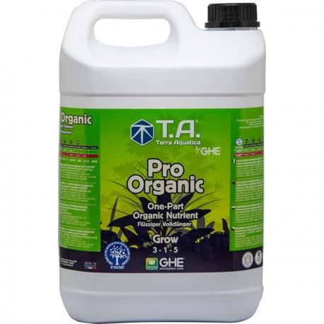 Engrais de croissance bio - Pro Organic Grow 5 litres