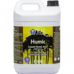 Humic - stimulateur de vie des sols - GHE