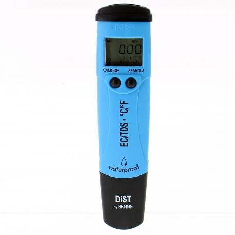 Testeur de poche EC waterproof Hanna Instrument