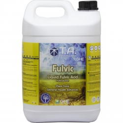Fulvic bio stimulant de croissance terre et hydro