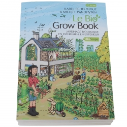 Bio Grow Book - Mama Editions