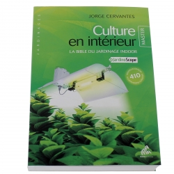 Tout savoir sur la culture en intérieur - livre de Jorge Cervantes