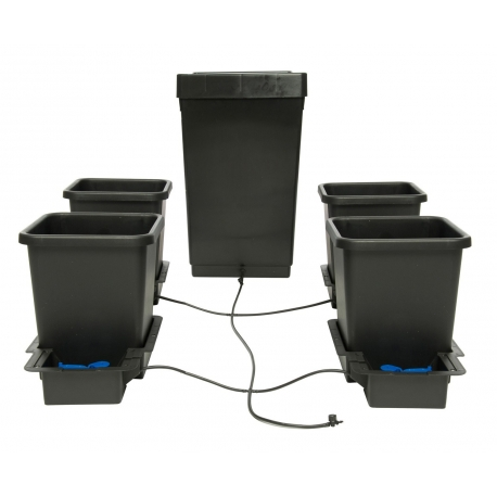 Système AUTOPOT 4 pots de 15 litres et réservoir 47 litres