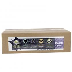 Pack Guano AUTOMATIK pour 100 litres - Guano Diffusion