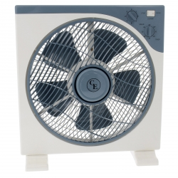 Ventilateur plat 3 vitesses - Cornwall Electronics