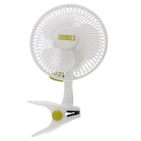 Ventilateur à pince 2 vitesses