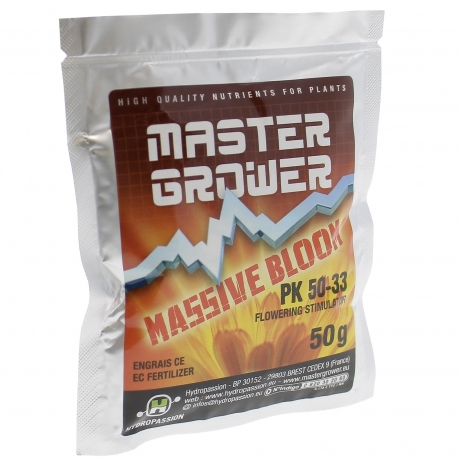 Massive Bloom 50 gr - booster de floraison