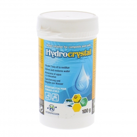 Rétenteur d'eau Hydrocrystal 100 grammes