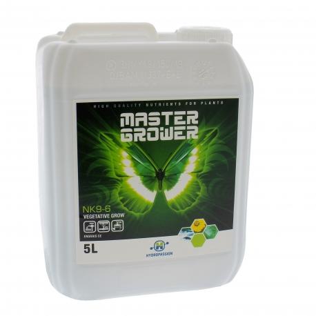 Engrais croissance Vegetative Grow 5 litres - Hydropassion
