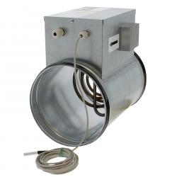Chauffage de gaine 1200W avec sonde de température