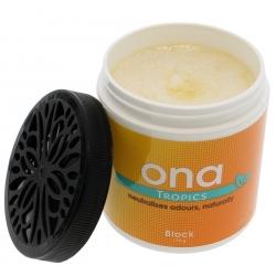 ONA block de cire parfum tropics