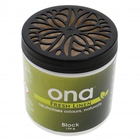 Destructeur d'odeurs Ona block Fresh Linen