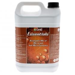 Essentials 5 litres - micro et oligo-éléments chélatés