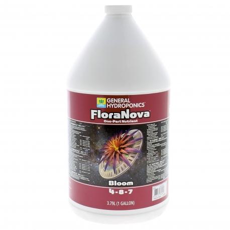 FloraNova Bloom 3.7 litres - engrais de floraison GHE