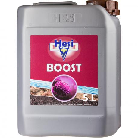Stimulant Hesi Boost pour la floraison - bidon de 5 litres