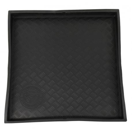 Bac en plasique flexible 120 x 120 x 5cm