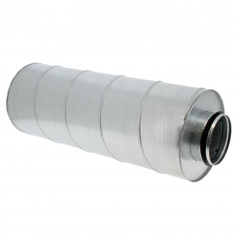 Silencieux pour conduit de ventilation 150mm