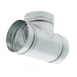Té pour conduit de ventilation 250mm