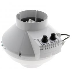 Ventilateur avec capteur de température - 355m3/h