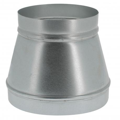 Réducteur de gaine en métal Ø 400/315mm