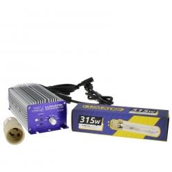 Kit CMH Lumatek 315W - Ballast + ampoule + douille