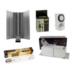 Kit HPS 250W double spectre Florastar