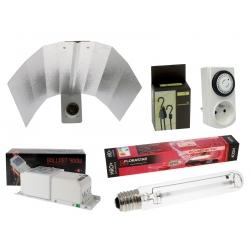 Kit lampe 400W - spectre floraison 2050K