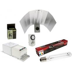 Kit lampe floraison 600W - ampoule Sunmaster Super Deluxe