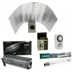 Kit lampe 600W Digilight et Grolux Sylvania