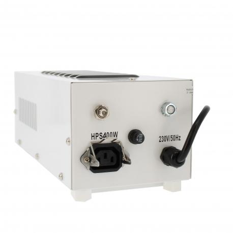 Ballast 400W Pro Gear pour lampe MH et HPS 400W
