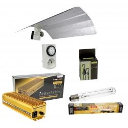 Kit HPS Digilight Pro Max 400V - Lampe Florastar Agro