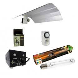 Kit lampe HPS 400W Sunmaster et balast Black box