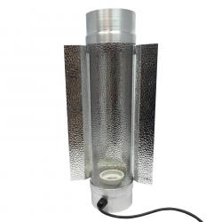 Réflecteur cooltube 150mm câblé IEC mâle