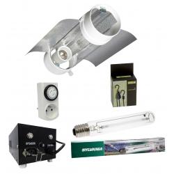 Kit cooltube Prima Klima et HPS 400W Grolux