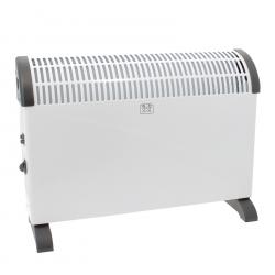 Convecteur 3 puissances + thermostat