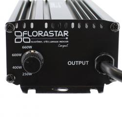 Ballast électronique 600W dimmable Florastar