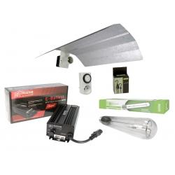 Kit lampe électronique 600W dimmable Agrolight