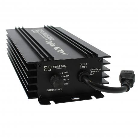 Ballast électronique 600W avec dimmer