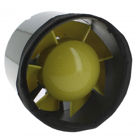 Filtre de ventilation anti-insectes Ø 152mm