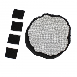 Filtre protection anti-insectes Ø 252mm pour système de ventilation