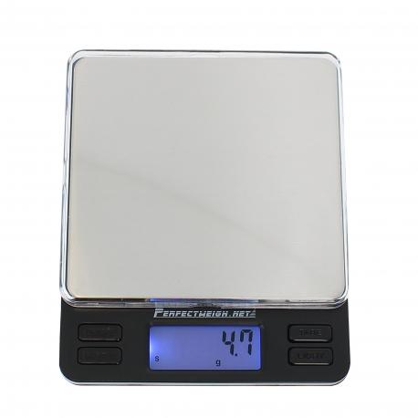 Balance de poche DELTA Series 2 kilos