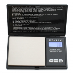 Balance de poche 350gr max