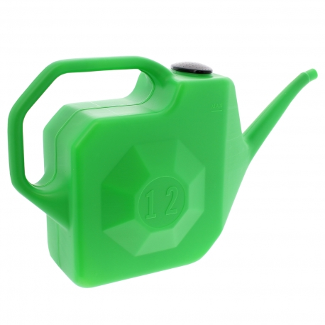 Arrosoir en plastique de 12 litres
