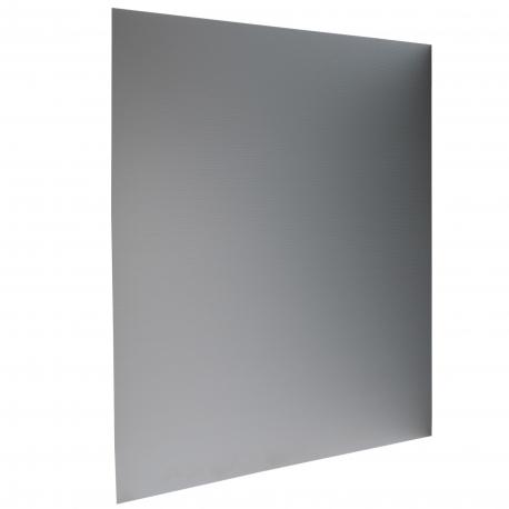 Plaque grise pour système NFT Gro-Tank Nutriculture