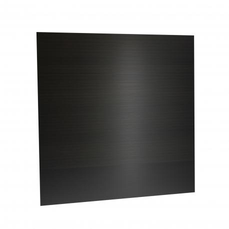 Plaque noire 90x90cm pour système Gro-Tank 90
