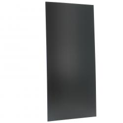 Plaque PVC noire 150x49cm pour système Gro-Tank 604